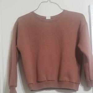 Zara Kids Sweater!